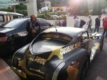 Beverly Morgan Gumball Rally Car 20130525_190049