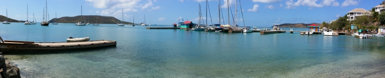 Leverick Bay